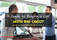 Buy Car Bad Credit Unique A Guide to Buying A Car with Bad Credit Automotive Blog