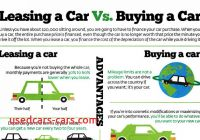 Buy Vs Lease Car Luxury Leasing Versus Buying A Car Brandongaille Com
