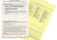 Buying A Warranty for A Used Car Elegant Ers Guide Warranty Window forms