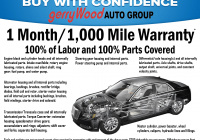 Buying A Warranty for A Used Car Unique Used Car Warranty