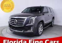 Cadillac Used Cars Awesome Used 2015 Cadillac Escalade Luxury Suv for Sale In Miami Fl