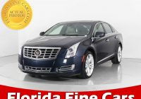 Cadillac Used Cars Inspirational Used 2013 Cadillac Xts Premium Sedan for Sale In West Palm Fl