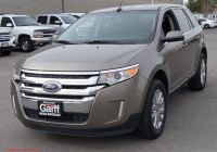 Can A 2020 ford Edge Be Flat towed Best Of Pre Owned 2014 ford Edge 4dr Limited Awd