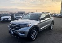Can A 2020 ford Edge Be Flat towed New 2020 ford Explorer Xlt