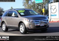 Can A 2020 ford Edge Be Flat towed New Used E Owner 2014 ford Edge Sel Near Rocklin Ca Maita