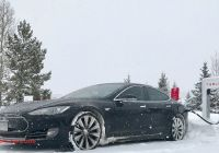 Can Tesla Drive In Snow Elegant How Good is the Tesla for Driving In Snow Youtube