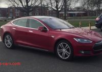 Can Tesla Park Itself Beautiful Tesla now Parks Itself In A Garage with Version 7 1