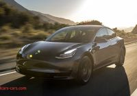 Can Tesla Park Itself Inspirational Self Parking Feature Added to Tesla Model 3 Luxury Insider