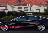 Can Tesla Park Itself Lovely Teslas Model 3 Can now Park Itself with Summon Feature