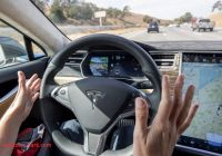 Can Tesla Self Drive Awesome Musk Admits Teslas Automated Drive System May Need More