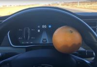 Can Tesla Self Drive Inspirational Teslas Autopilot Feature Can Be Tricked by An orange