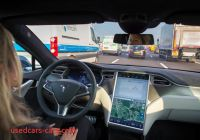 Can Tesla Self Drive Lovely Teslas Autopilot 8 0 why Elon Musk Says Perfect Safety