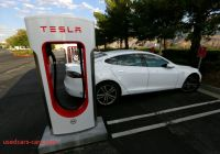 Can Tesla Use Gas Inspirational Tesla Aims to Reinvent the Gas Station with More Chargers
