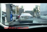Can Tesla Use Gas Unique Watch Woman Driving A Tesla Cant Figure Out where the