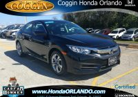 Can You Trust Carfax Inspirational Used 2018 Honda Civic for Sale at Coggin Honda Jacksonville