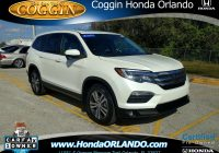 Can You Trust Carfax Lovely Used 2016 Honda Pilot for Sale at Coggin Deland Hyundai