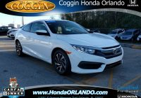 Can You Trust Carfax Luxury Used 2018 Honda Civic for Sale at Coggin Honda Of orlando