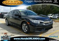 Can You Trust Carfax Luxury Used 2018 Honda Civic for Sale at Courtesy Nissan Of Tampa