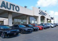 Car Dealerships New Love Preowned Autocenter