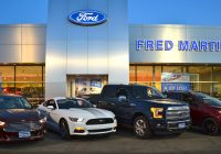 Car Dealerships Unique Fred Martin ford Inc