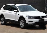 Car for Sale 7 Seater Elegant 2017 Volkswagen Tiguan Xl 7 Seater Suv Spied Youtube