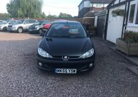 Car for Sale Crewe Unique Used Peugeot 206 1 4 S Tip Auto [ac] Automatic 3 Doors Hatchback for