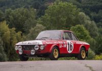 Car for Sale Ebay Fresh Pristine 1970 Lancia Fulvia Rally Car for Sale On Ebay