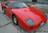 Car for Sale Ebay New Bangshift Ferrari F40 Kit Car for Sale On Ebay
