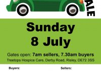 Car for Sale Poster Awesome Car Boot Sale Poster July 2018 New Artwork New Prices Treetops