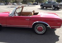 Car for Sale San Diego Awesome 1971 Mercedes 280 Sl for Sale by Precious Metals Classic Cars San