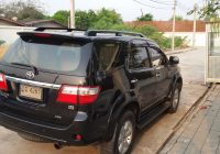 Car for Sale Thailand Awesome toyota fortuner 2010 Must Sale Suv Mpv Cars for Sale