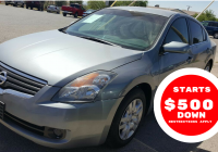 Car for Sale with Bad Credit New Here Pay Here Car Lots 500 Down Model Auto Sales