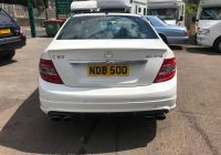 Car for Sale Yorkshire Elegant Used Mercedes Benz C Class C63 4dr Auto 4 Doors Saloon for Sale In