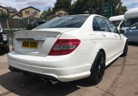 Car for Sale Yorkshire Lovely Used Mercedes Benz C Class C63 4dr Auto 4 Doors Saloon for Sale In