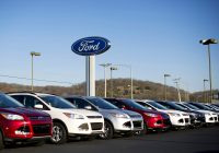 Car Lots Lovely ford S $100 Million Data Machine