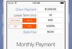 Inspirational Car Payment Calculator App