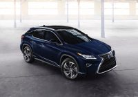 Car Sale 2016 Fresh Report Lexus May Be Close to Announcing Three Row Rx Motor Trend