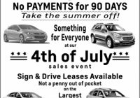 Car Sale 4th July Awesome 4th Of July Sales event Paddock Chevrolet Buffalo Ny