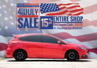 Car Sale 4th July Inspirational July 4th Sale Cp E™