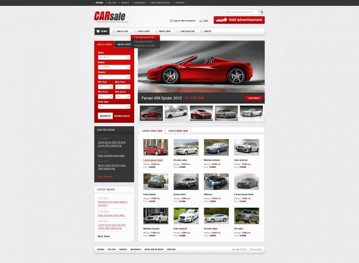 Permalink to Lovely Car Sale Websites