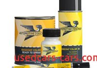 Car touch Up Paint New How Much Does It Costs to Fix Car Paint