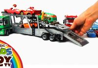 Car toys for Boys Luxury Сar Transporters Car for Kids toys = ☺123abc Kids toy Tv