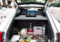 Car Use New Self Driving Cars Massive Power Consumption is Be Ing A Problem