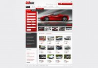 Car Websites for Used Cars Best Of New Used Cars Website Template