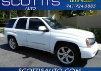 Carfax Auto Sales Awesome 2007 Chevrolet Trailblazer Ss Rare Find 8 Cyl Carfax Certified
