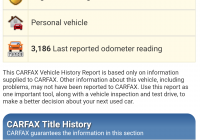 Carfax Damage Reported Beautiful Carfax with A New Vehicle
