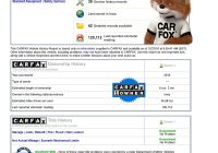 Carfax Records Beautiful Carfax Vehicle History Report for This 2011 ford Crown Vic Police