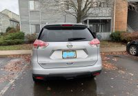 Carfax Report for Sale New Nissan Rogue 2015 for Immediate Sale Clean Carfax Report Used