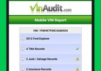 Carfax Report Free with Vin Number Lovely Free Vin Check Report History for Used Cars tool for