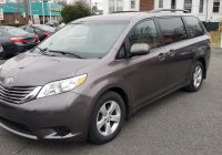 Carfax toyota Awesome 2015 toyota Sienna Le 3 5l V6 Clean Carfax 1 Owner Only 31k Miles